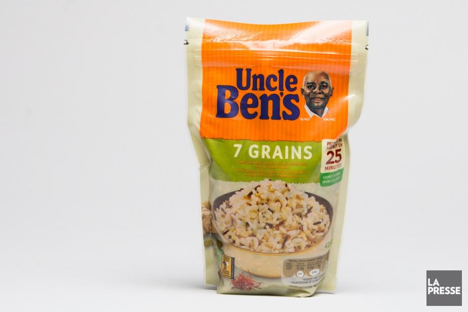 Le mélange de sept grains d'Uncle Ben's est... (Photo Ivanoh Demers, La Presse)