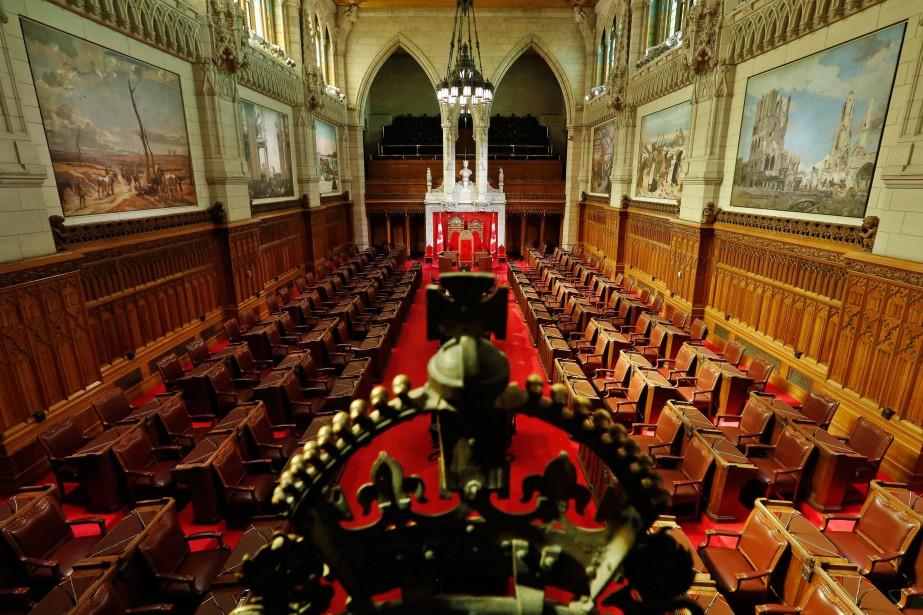 Le Sénat est présentement composé de 47 sénateurs... (PHOTO CHRIS WATTIE, ARCHIVES REUTERS)