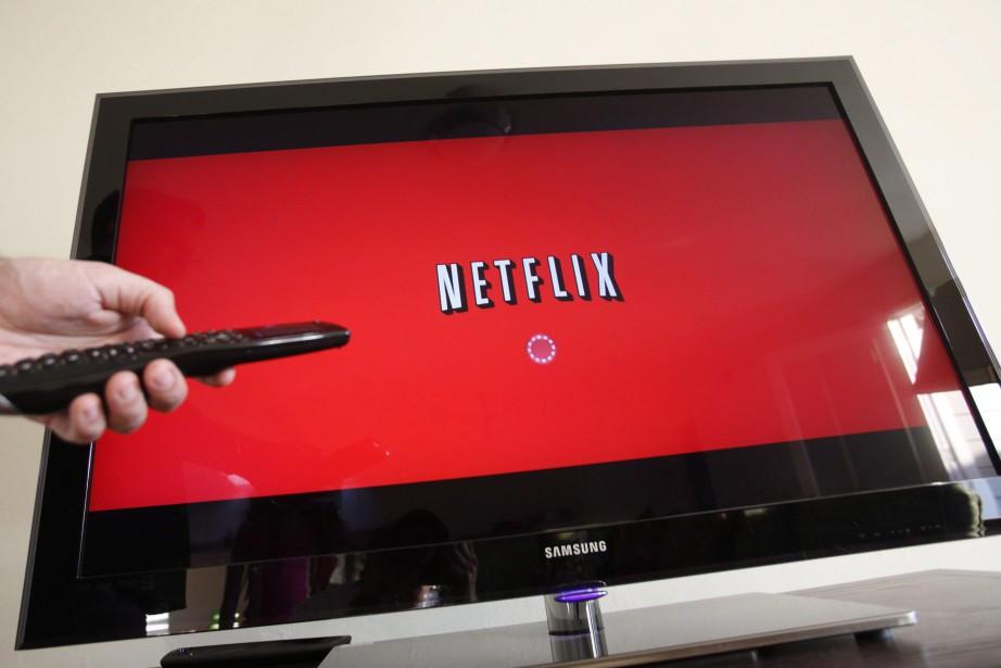 La popularité croissante des services diffusion en ligne... (PHOTO ARCHIVES AP)