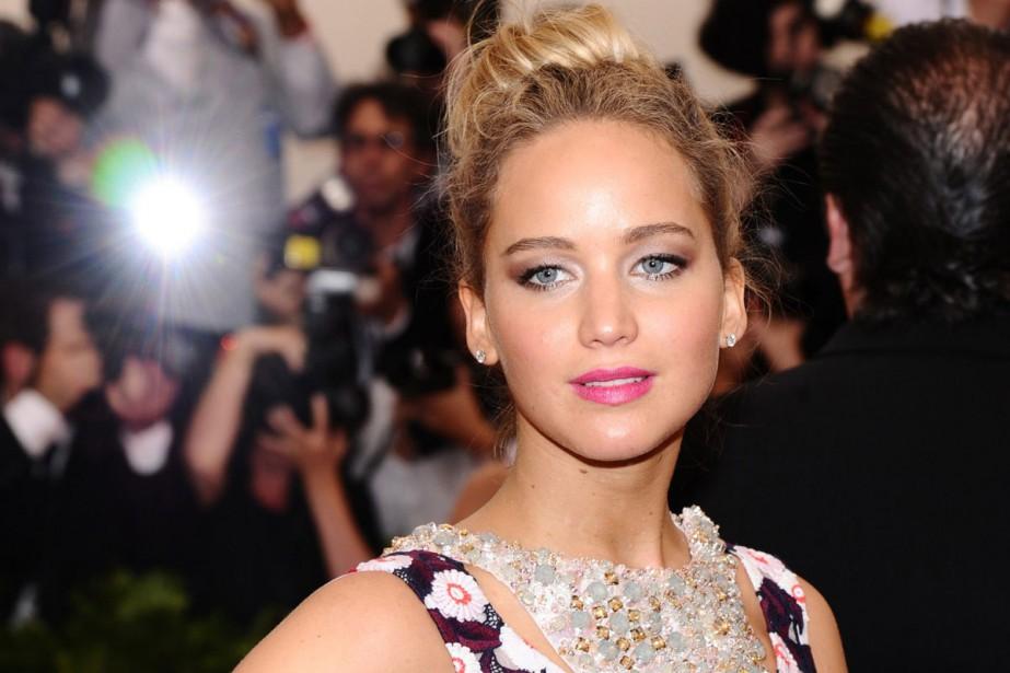 Jennifer Lawrence... (PHOTO ARCHIVES AP)