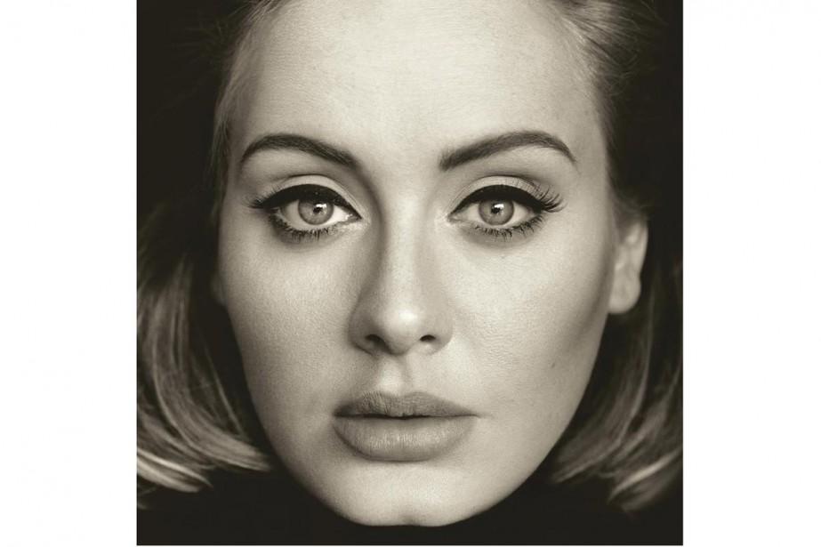 Sur 21, la chanteuse pleurait un deuil amoureux. Sur... (PHOTO AP)