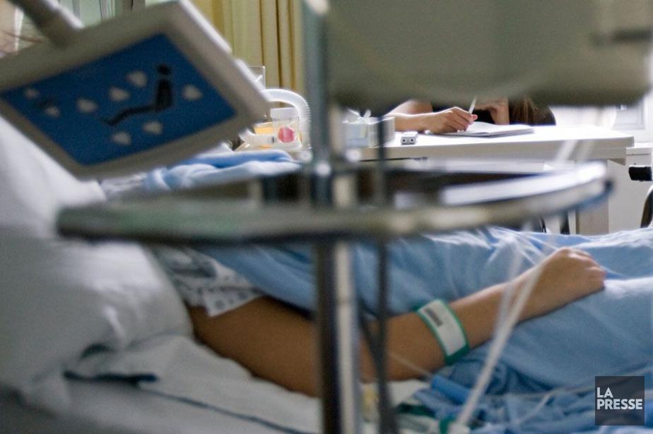 Depuis six ans, le système de santé québécois... (PHOTO ARCHIVES LA PRESSE)