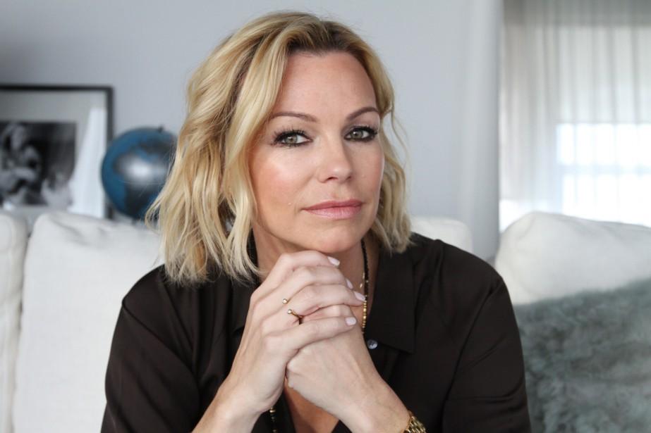 À 42 ans, Caroline Néronse consacre aujourd'hui presque... (PHOTO STÉPHANE CHAMPAGNE, COLLABORATION SPÉCIALE)
