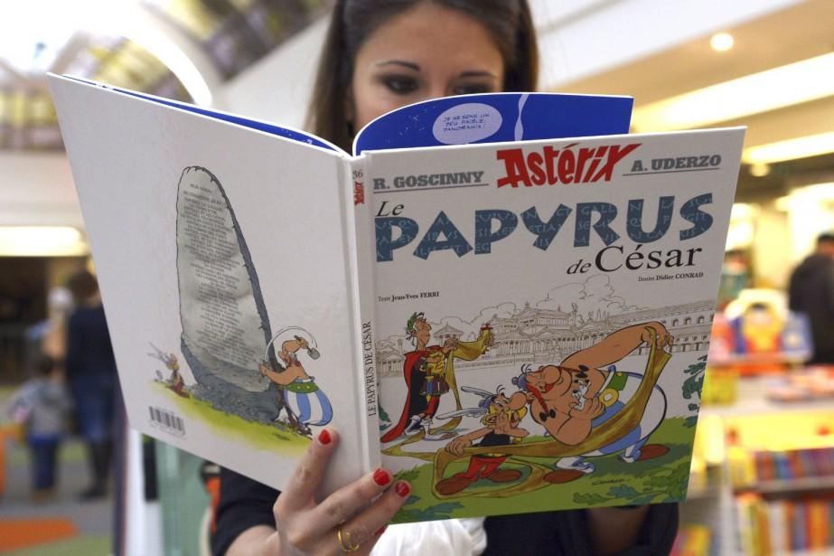 Les Français font mentir ceux qui prédisent la mort du... (PHOTO ARCHIVES AFP)