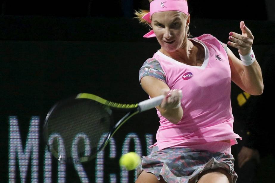Svetlana Kuznetsova... (Photo Maxim Shemetov, Reuters)
