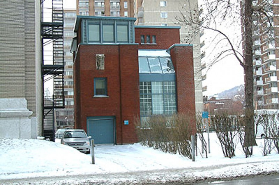 Le studio Ernest-Cormier, à Montréal.... (Photo d'archives fournie par la Ville de Montréal)