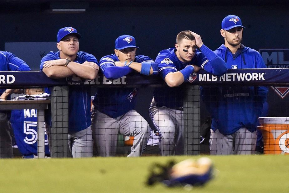 Après avoir dominé les Ligues majeures avec 891... (Photo Nathan Denette, La Presse Canadienne)