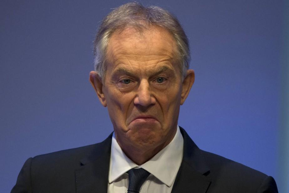 Tony Blair... (PHOTO Brendan McDermid, REUTERS)