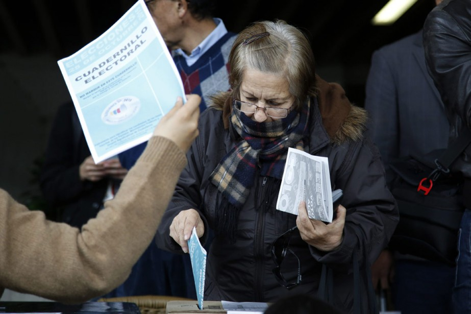 Ces élections locales sont les premières depuis le... (Photo Fernando Vergara, AP)