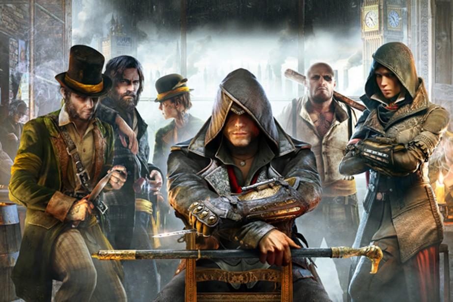 Assassin's Creed Syndicate... (IMAGE FOURNIE PAR UBISOFT)