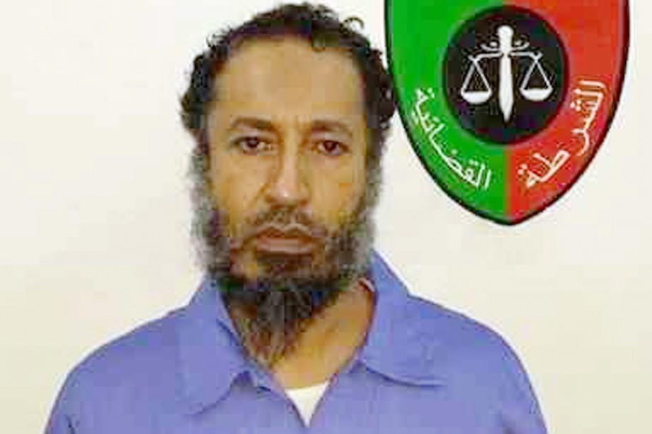 Saadi Kadhafi a «affirmé être détenu en cellule... (PHOTO ARCHIVES AFP)