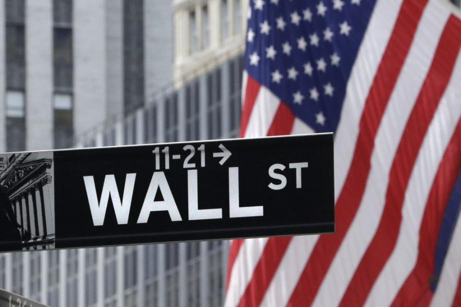 La Bourse de New York a fini... (PHOTO MARK LENNIHAN, ARCHIVES ASSOCIATED PRESS)