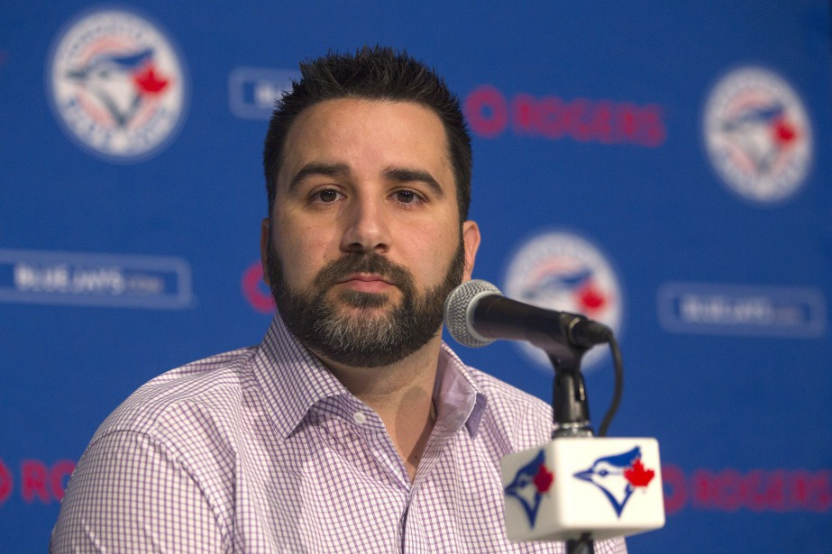 Alex Anthopoulos... (PHOTO CHRIS YOUNG, LA PRESSE CANADIENNE)