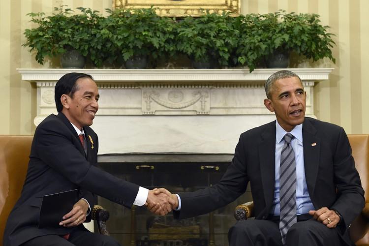 «L'Indonésie a l'intention de rejoindre le TPP», a... (PHOTO AP)