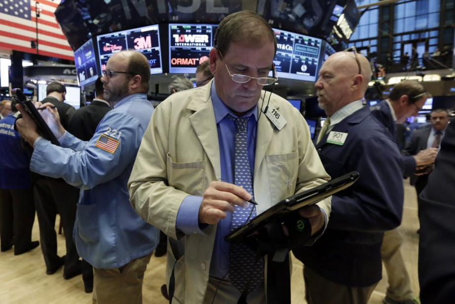 «Le marché a désespérément besoin d'un catalyseur pour... (Photo Richard Drew, AP)