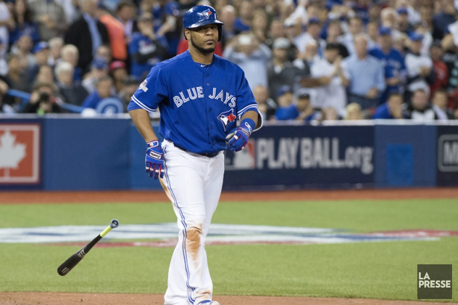 Edwin Encarnacion... (Photo archives PC)