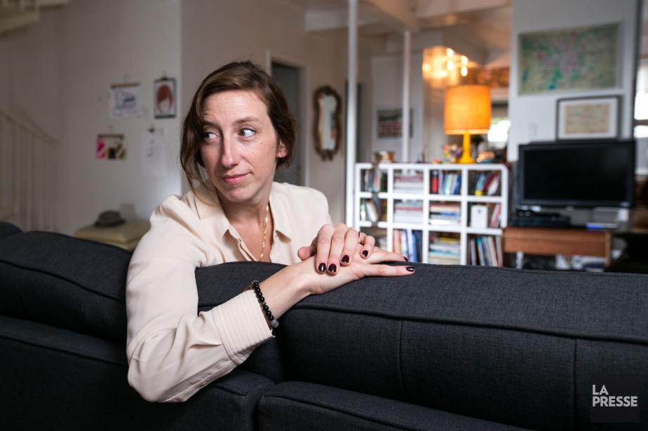 Dramaturge, essayiste et auteure jeunesse, Fanny Britt publie... (PHOTO HUGO-SEBASTIEN AUBERT, LA PRESSE)