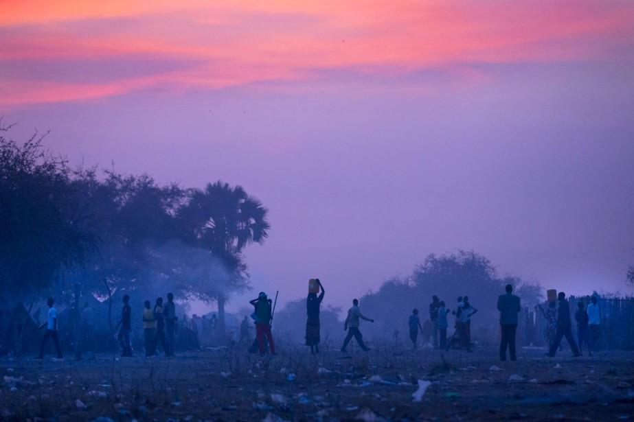 «La plupart des atrocités ont été commises contre... (PHOTO BEN CURTIS, ARCHIVES AP)