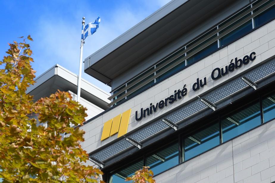 «L'Université du Québec est un joyaux d'intelligence, d'efficacité,... (PHOTO PATRICE LAROCHE, LE SOLEIL)