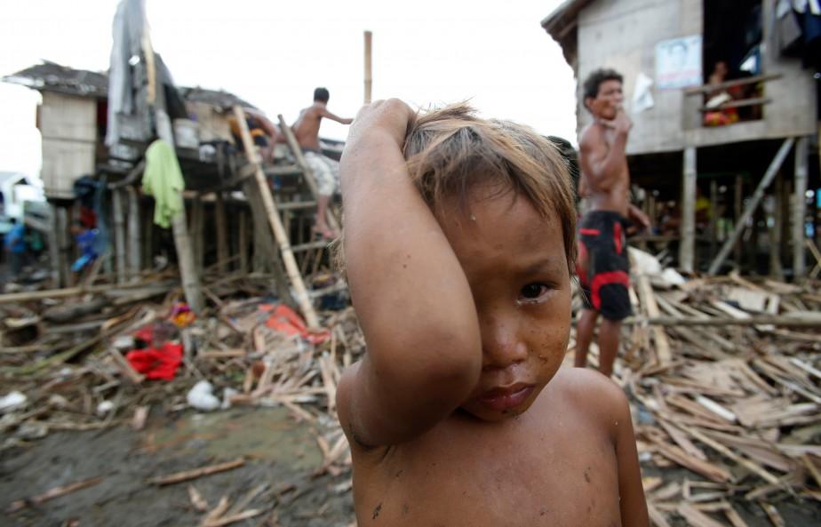 «Même si la pauvreté extrême est éradiquée, il... (PHOTO ERIK DE CASTRO, ARCHIVES REUTERS)