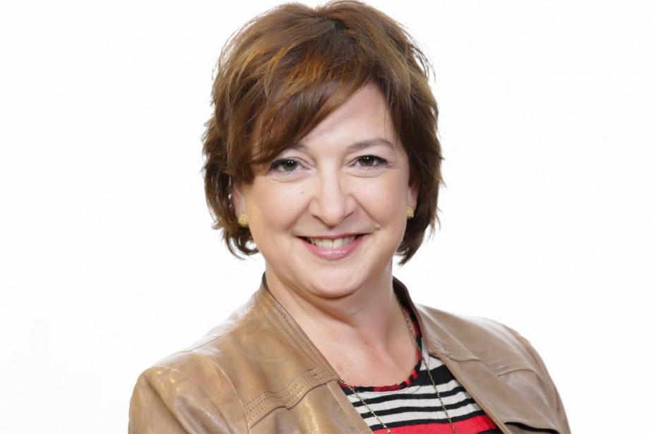 Directrice générale de Culture Montréal... (PHOTO FOURNIE PAR CULTURE MONTRÉAL)