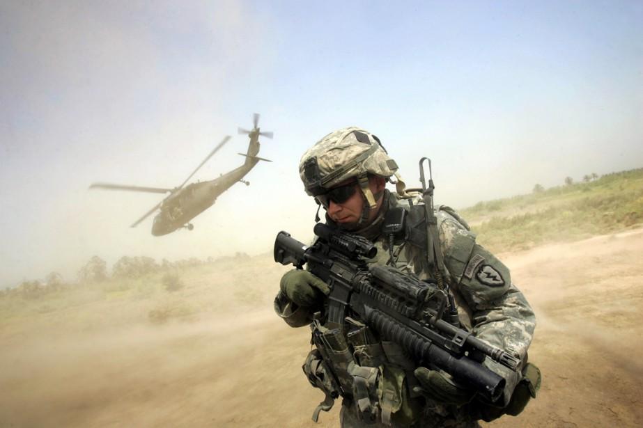 Le secrétaire américain à la Défense, Ashton Carter,... (PHOTO DAVID FURST, ARCHIVES AFP)