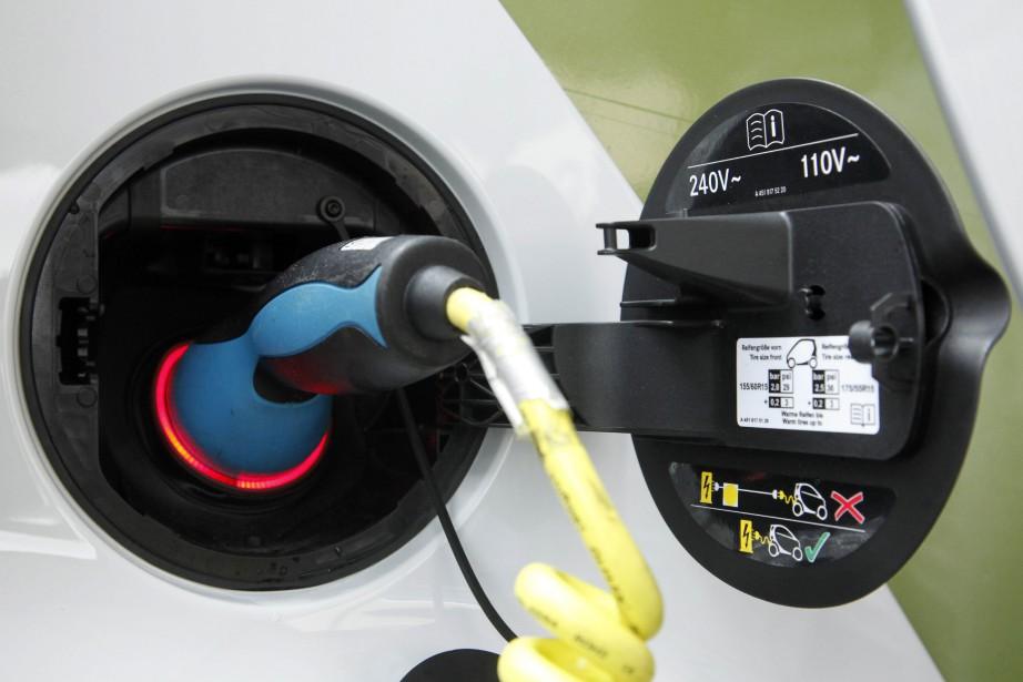 Une telle batterie pourrait augmenter de manière significative... (PHOTO ARCHIVES AP)