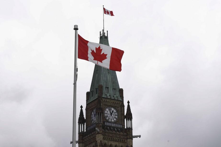 Alors que les libéraux de Justin Trudeau... (Photo Justin Tang, archives PC)