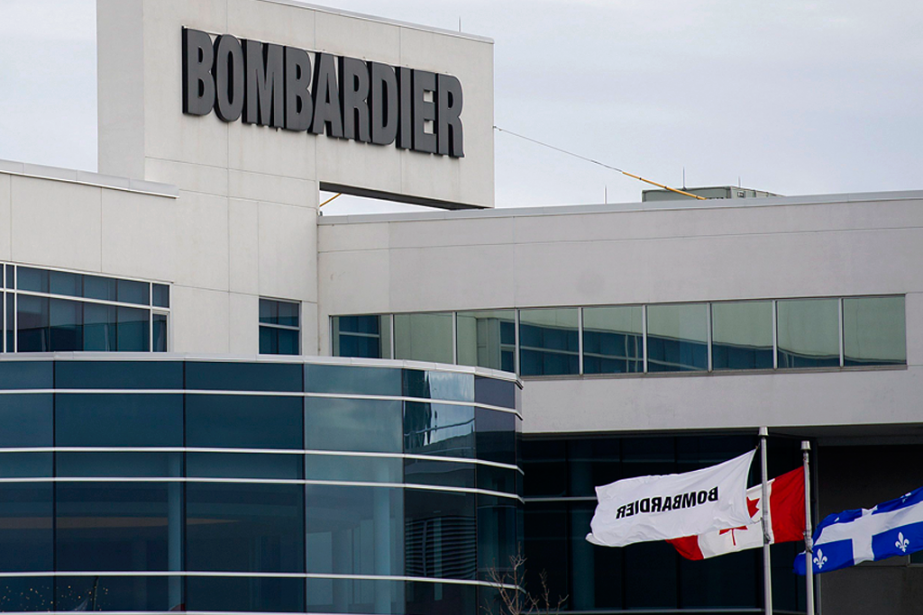 Bombardier a utilisé 2,4 milliards de liquidités cette... (PHOTO GRAHAM HUGHES, ARCHIVES LA PRESSE CANADIENNE)