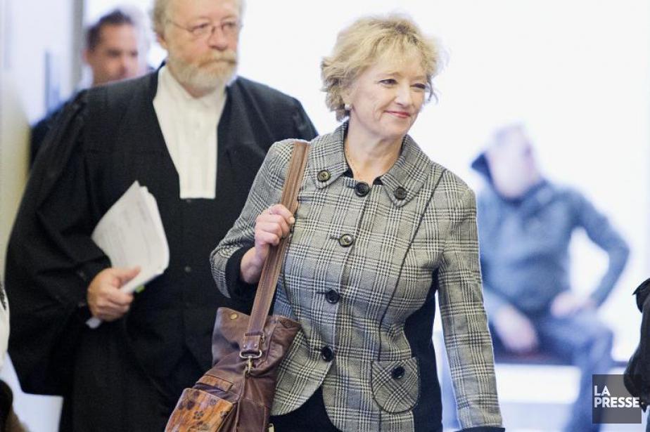 La psychiatre experte Dominique Bourget.... (PHOTO ALAIN ROBERGE, LA PRESSE)