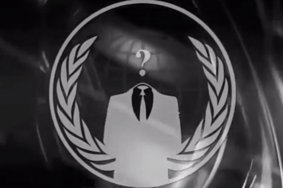 Anonymous promet de s'attaquer au Klan et de... (IMAGE YOUTUBE)