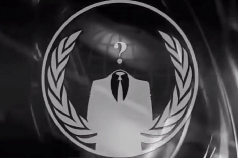 Anonymous promet de s'attaquer au Klan et de... (IMAGE YOUTUBE)