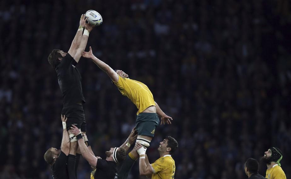 La Nouvelle-Zélande a encore une fois été à la hauteur de sa réputation. (AFP, Adrian Dennis)