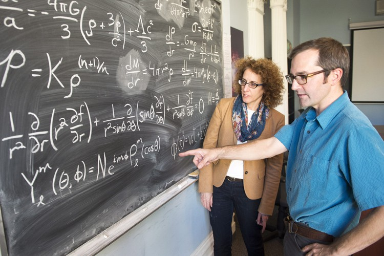 La directrice de Institut spatial de McGill,Victoria Kaspi,... (PHOTO PC)