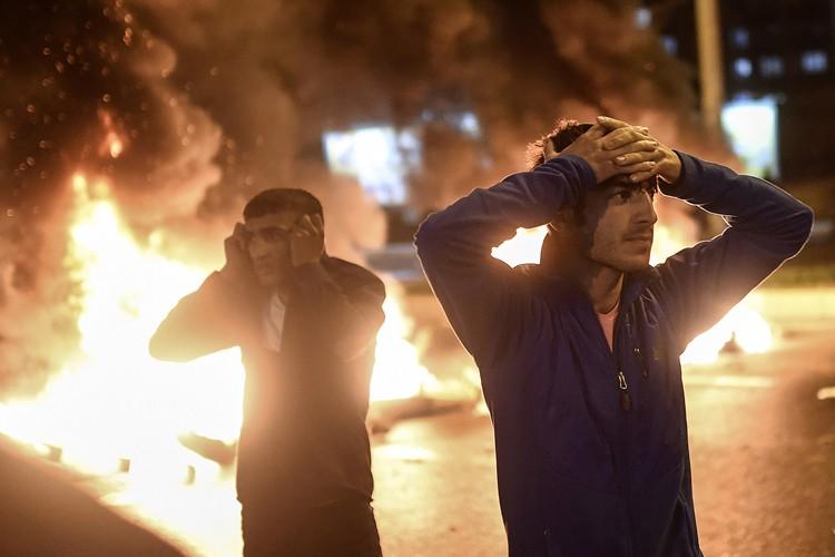 À Diyarbakir, au coeur du sud-est à majorité... (PHOTO AFP)
