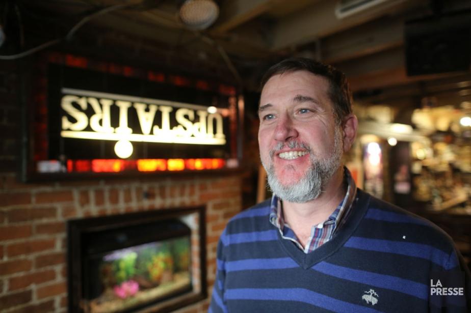 Patron du club de jazz Upstairs depuis 20... (PHOTO ANDRÉ PICHETTE, LA PRESSE)