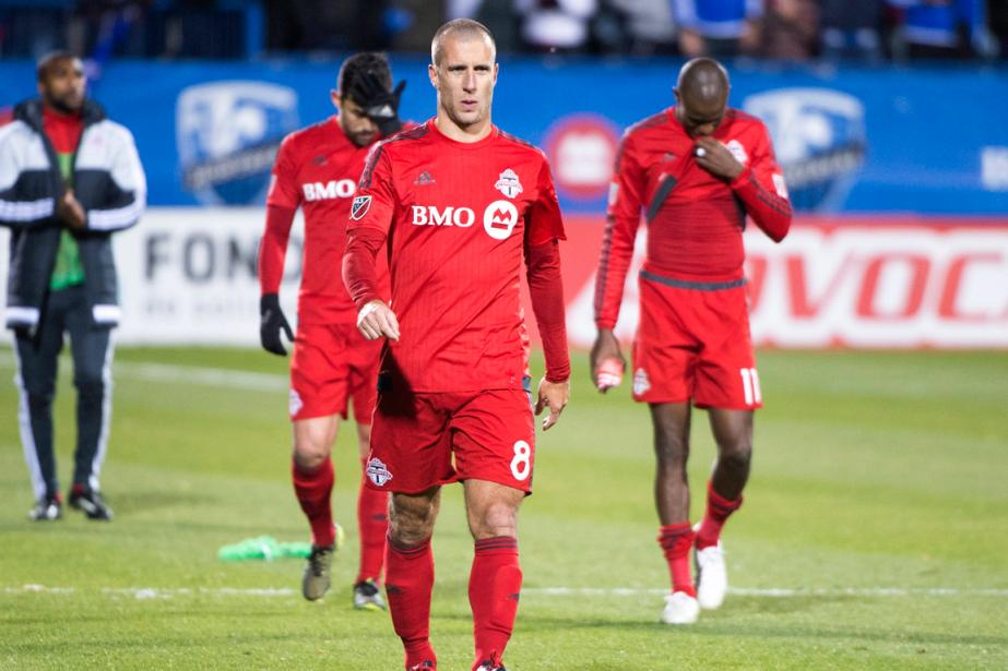 Le Toronto FC a été battu 3-0 par... (Photo Ryan Remiorz, PC)