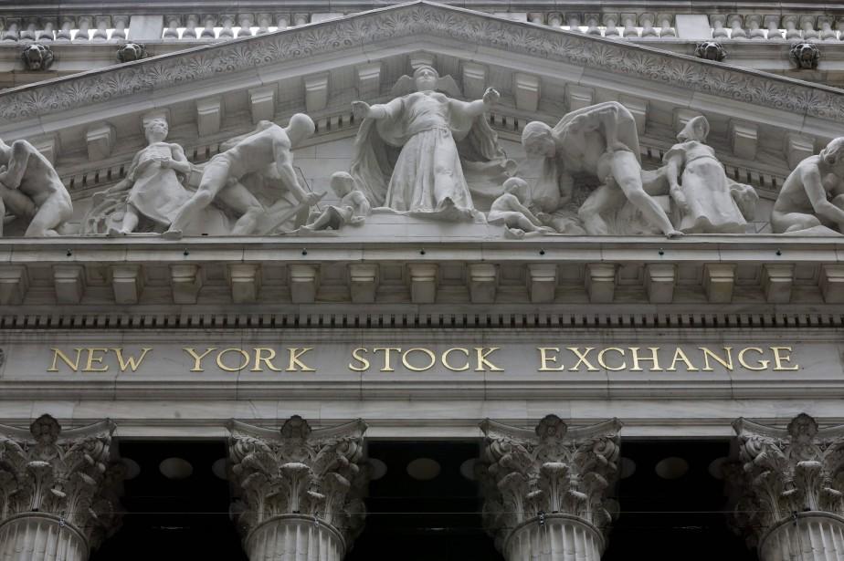 Déjà en hausse la veille, l'indice du secteur... (PHOTO RICHARD DREW, ARCHIVES ASSOCIATED PRESS)