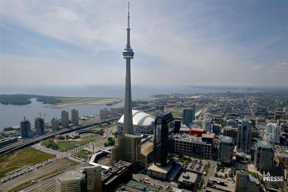 Dans le classement de cette année, Toronto (photo)... (Archives PC)