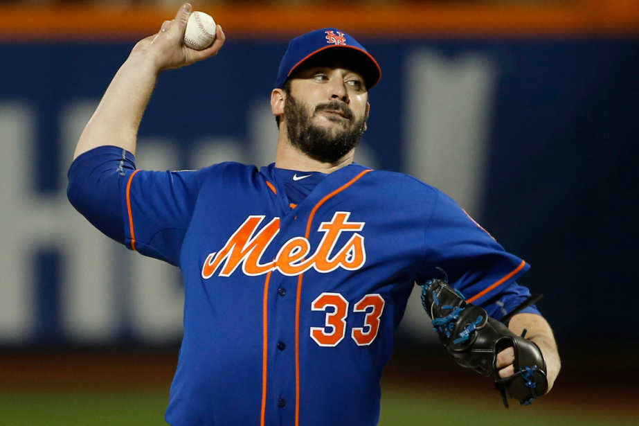 Matt Harvey... (Photo Matt Slocum, AP)