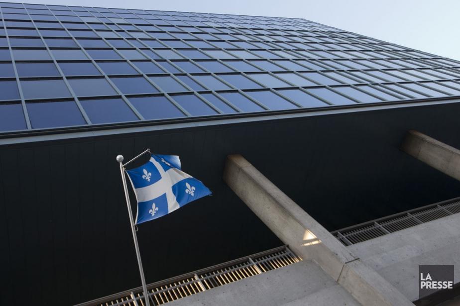 L'École nationale d'administration publique (ENAP), à Montréal... (PHOTO IVANOH DEMERS, archives LA PRESSE)