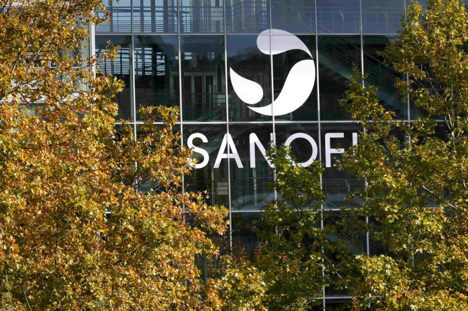 Le géant pharmaceutique Sanofi vise 1,5... (Photo Robert Pratta, Reuters)