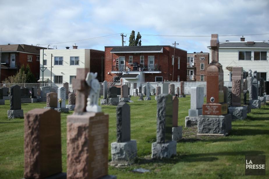 Ceux qui vivent près des morts sont unanimes;... (PHOTO Martin Chamberland, LA PRESSE)