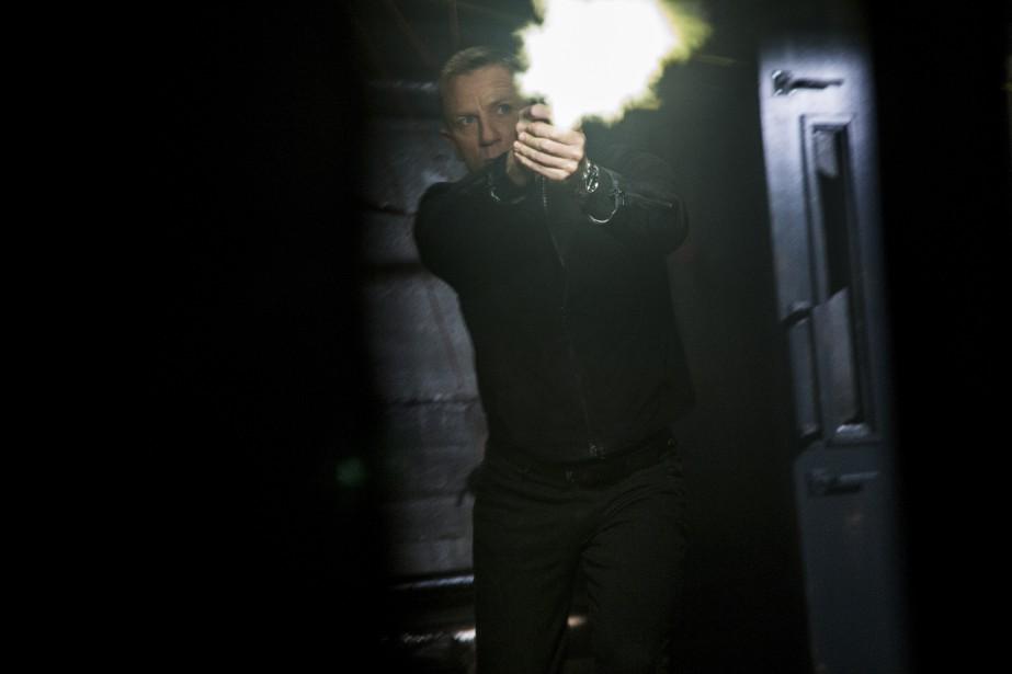 Daniel Craig (Fournie par Columbia Pictures)