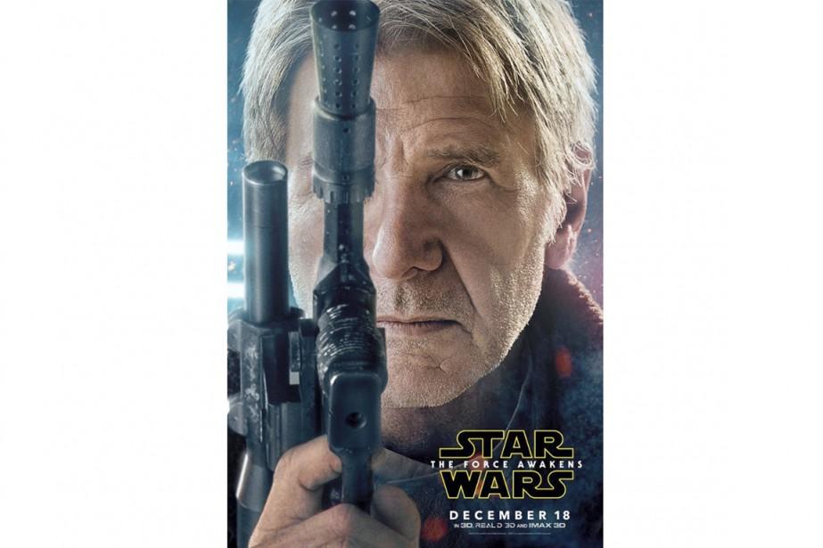 Jusqu'à la sortie deStar Wars: TheForce Awakens, le 18décembre, la...