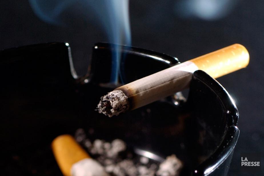 Les chercheurs ont constaté que les fumeurs qui... (PHOTO ALAIN ROBERGE, ARCHIVES LA PRESSE)