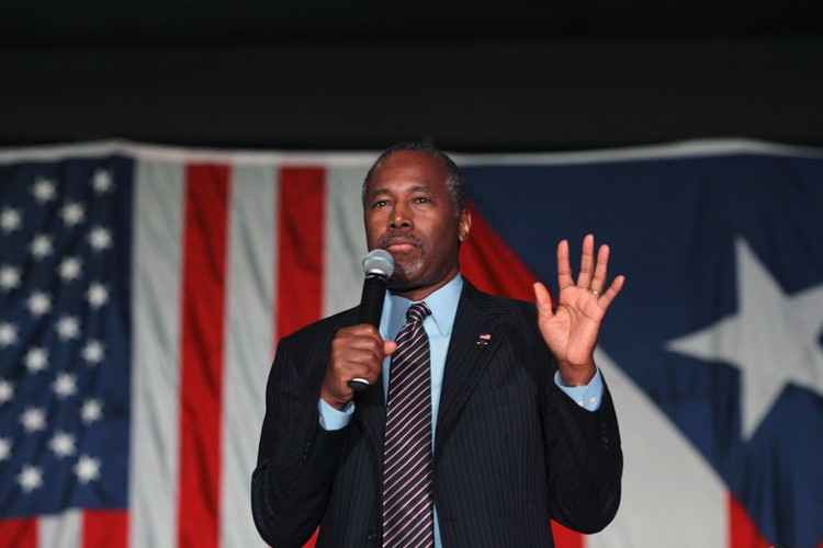 Depuis que le candidat à l'investiture républicaine Ben... (PHOTO REUTERS)