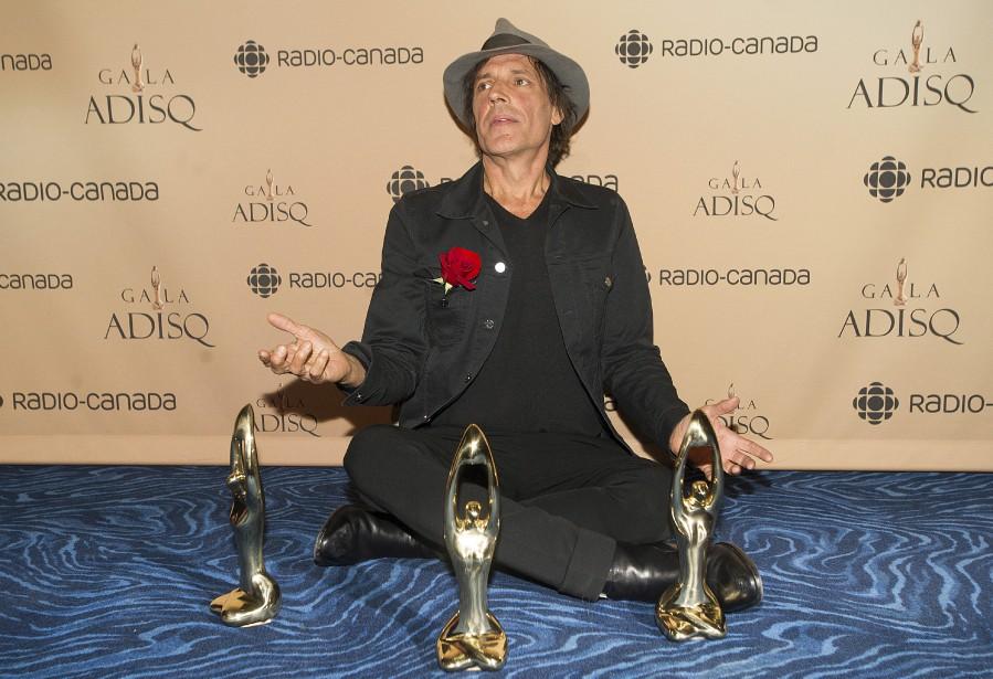 Jean Leloup (La Presse Canadienne)