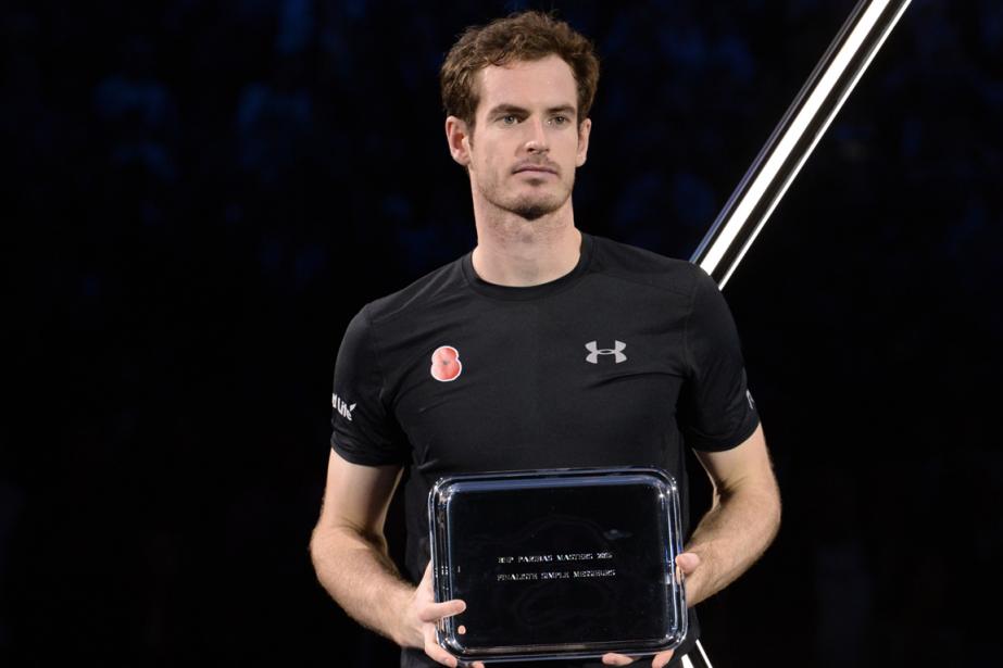 Andy Murray s'est incliné en finale du Masters... (Photo Miguel Medina, AFP)