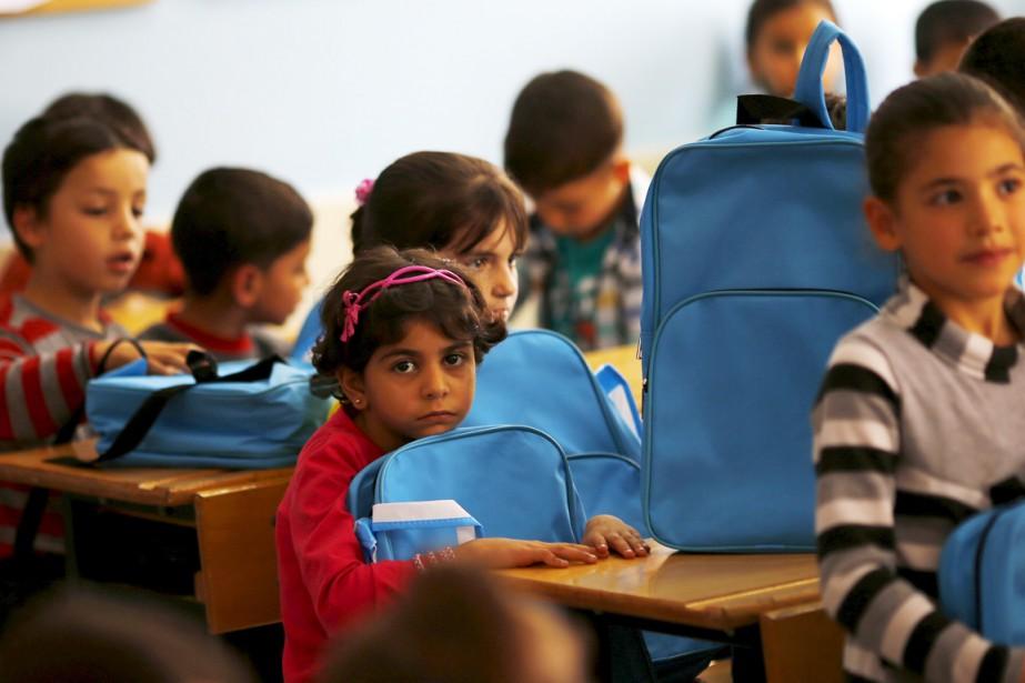 Selon les chiffres du gouvernement turc cités par... (PHOTO UMIT BEKTAS, ARCHIVES REUTERS)